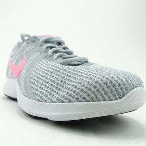 Nike Women's Sz 10 Gray Running Shoes R13S2